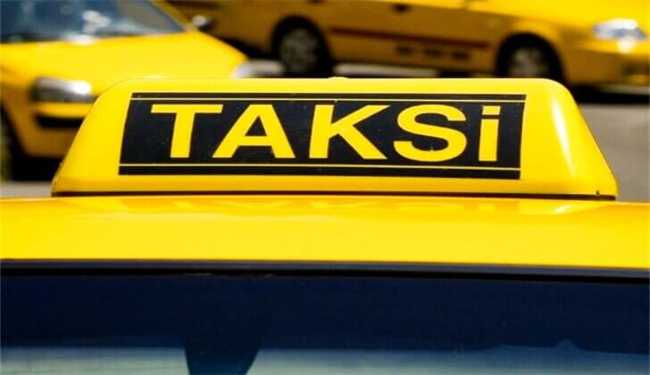 Mersin Menteş Taksi - 05443344562