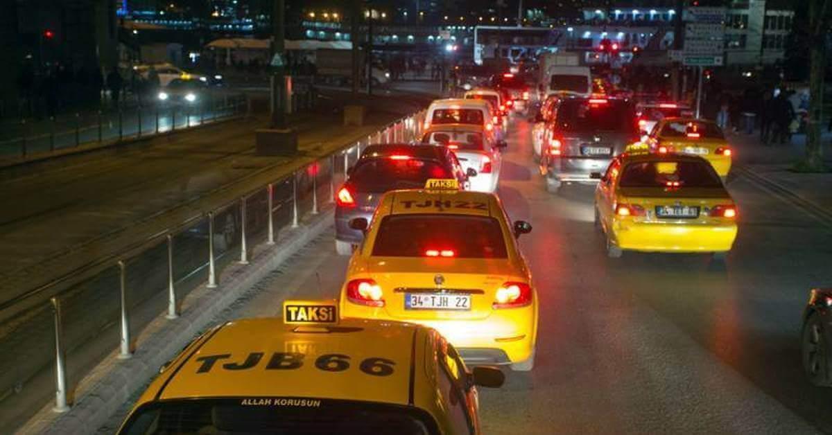Mersin Taksi Uygulaması ve Çalışma Saatleri
