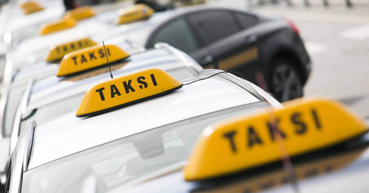 Yenişehir Taksi - 05443344562